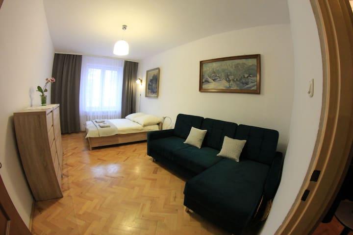 Na Wierchu Apartament