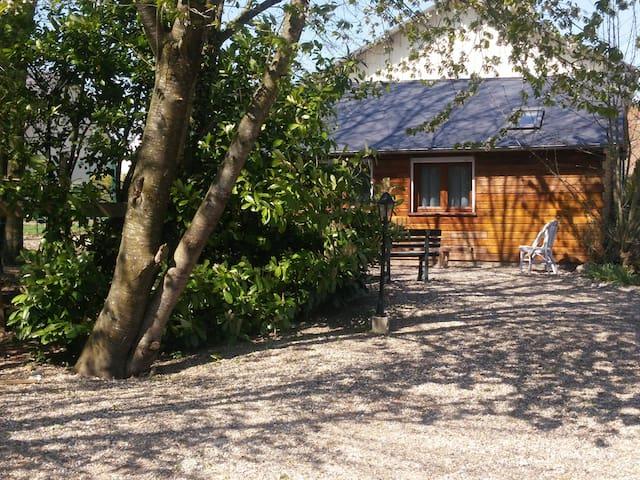 Cosy cottage Baie de Somme - Aigneville - Chalé