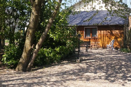 Cosy cottage Baie de Somme - Aigneville - 샬레(Chalet)