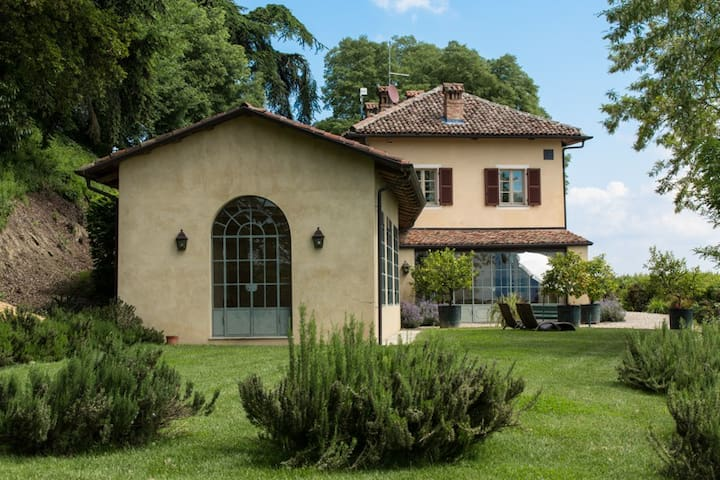 Cascina Margherita Marchesi Alfieri - San Martino Alfieri - House