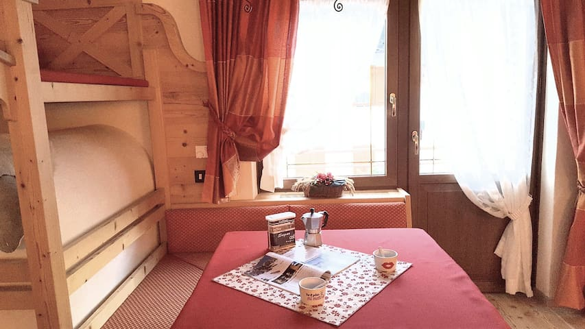 Dolomites Dream Suite Cris