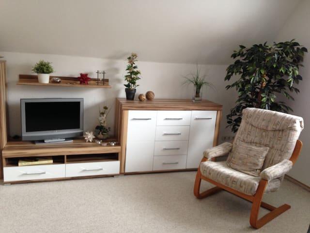 2 Zimmer im Einfamilienhaus - Braunschweig
