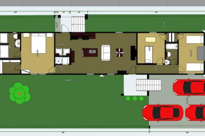 College Dorm House_352House