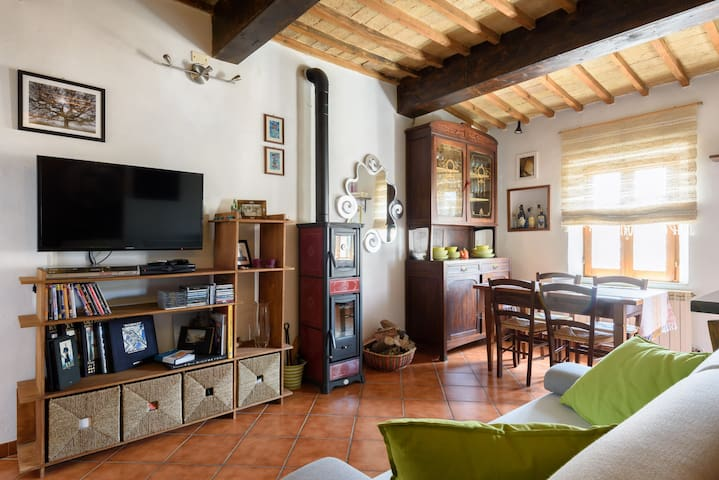 Your cosy home in Val d'Orcia