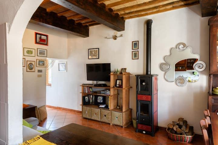 """La Dimora di Clo : """"Casa di Clo"""" - Val d'Orcia"""