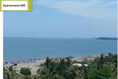 Apartamento con acceso a la playa - Cartagena De Indias (Distrito Turístico Y Cultural) - Apartment