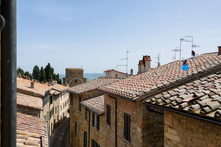 Your cosy home in Val d'Orcia - San Quirico D'orcia - อพาร์ทเมนท์