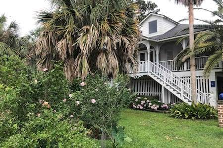 Tybee Palm Garden Retreat