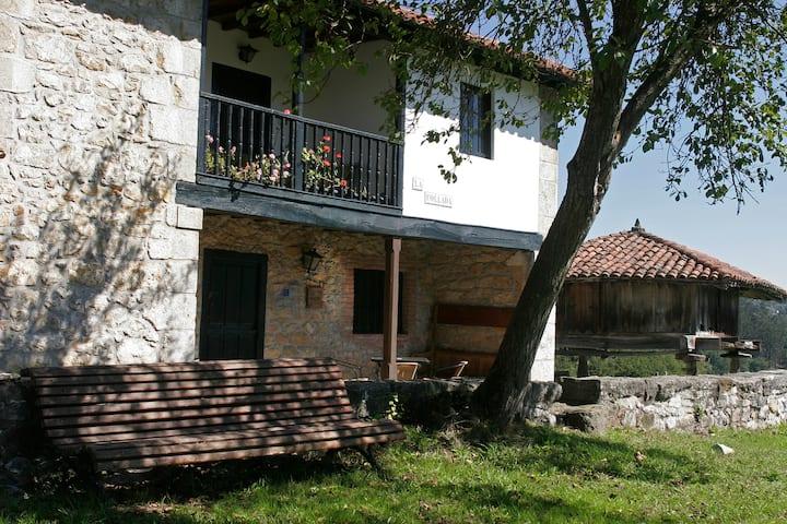 Casa La Collada con vistas a Picos