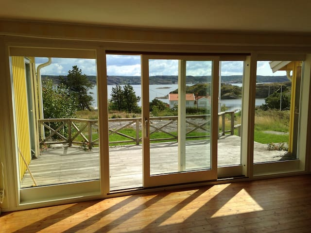 Charming house with a stunning view - Grundsund - Huvila