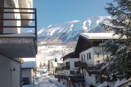 Tranquilla casa in montagna - Campo di Giove - อพาร์ทเมนท์