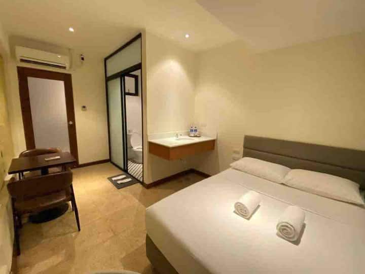 The Hub District Garden Suites Standard Room