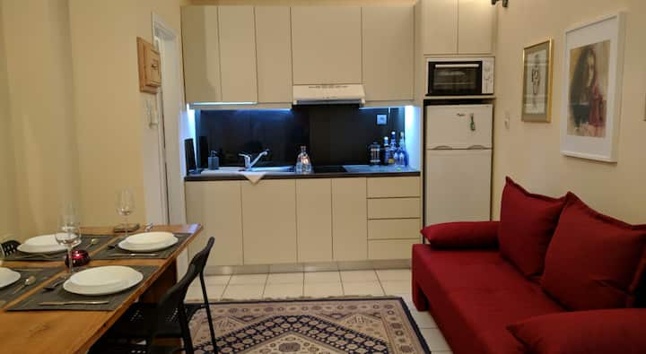 Apartment near the lake IFIGENEIA