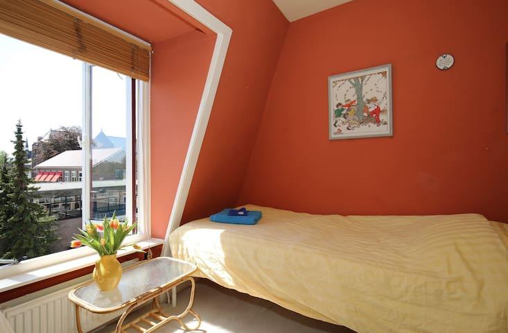 At Alyth's,gezellige kamer/badkamer - Overveen - Bed & Breakfast