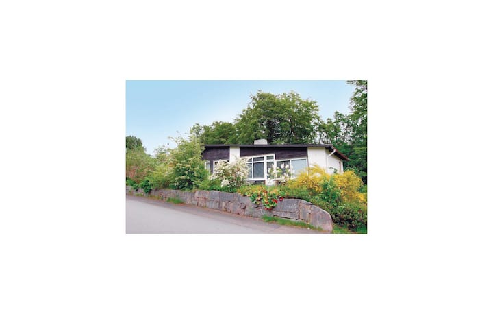Holiday cottage with 4 bedrooms on 178m² in Vittsjö