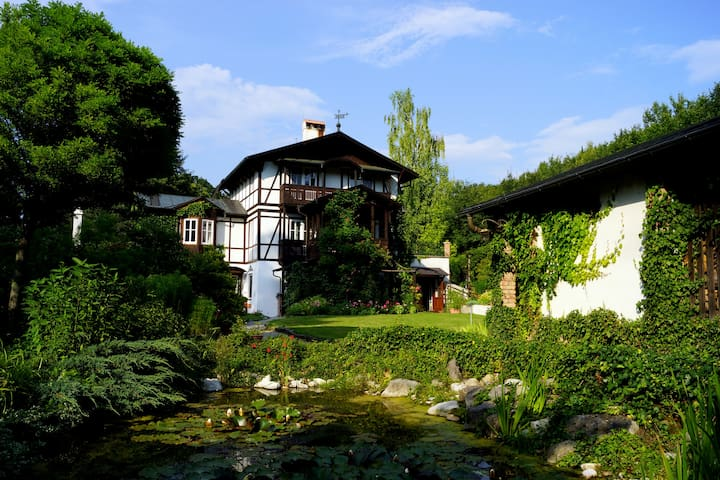 Romantic old villa in Wienerwald - Siegenfeld