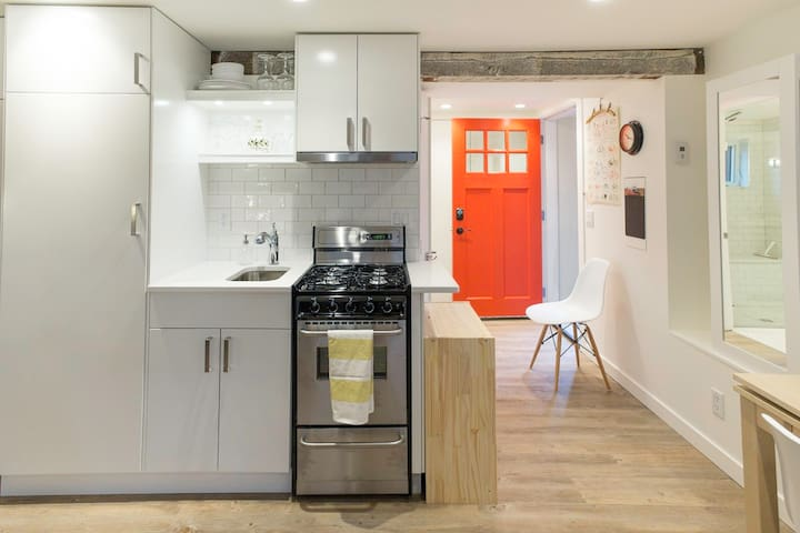Bright Kits Studio blks from beach - Vancouver - Wohnung