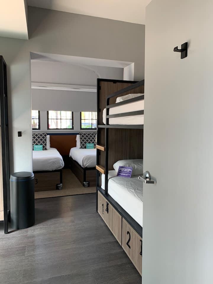 Generator - Private 4-bed ADA Room
