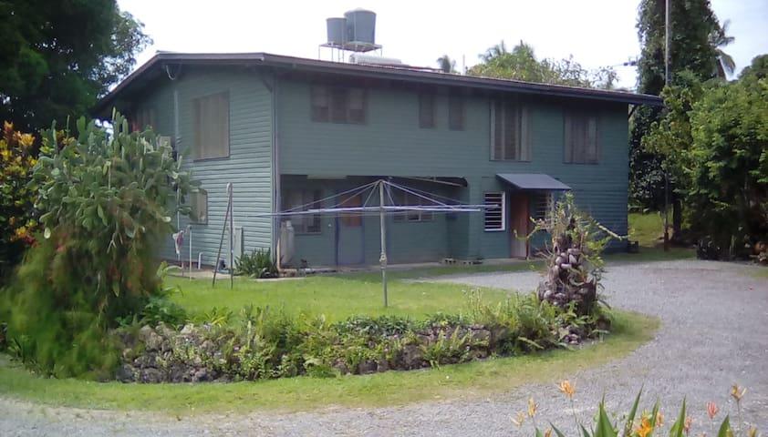 Hillside Villa Guesthouse - Wewak - เกสต์เฮาส์