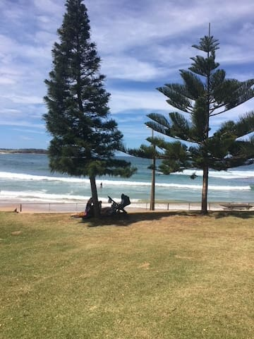 Dee Why Gardens apartment