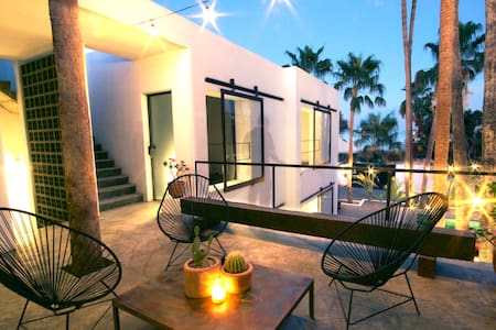 """""""Emblematic of youthful, independent properties with hip, social spaces. SoHo loft meets Baja ranchero style"""" Travel + Leisure.  """"Renegade…think the Ace minus the mob scene and high prices"""" Remodelista  """"Stylishly minimalist"""" says New York Times"""