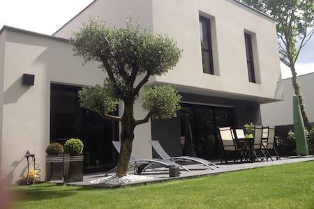 Maison contemporaine 10 min Nantes - Sautron