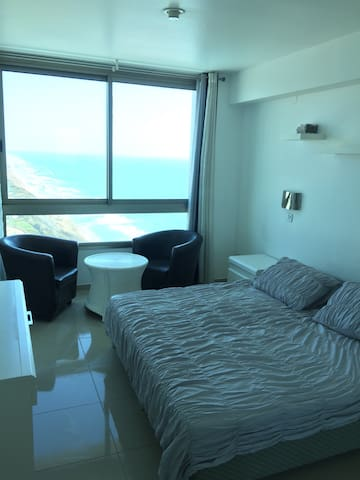 Studio on the beach in Netanya - Netanya - Apartmen