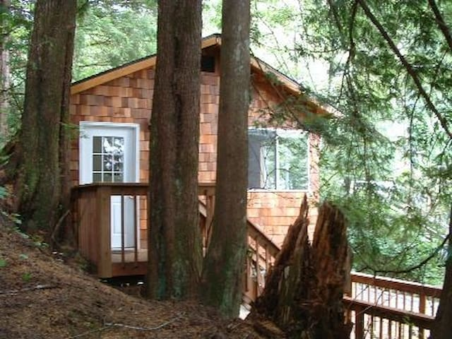 Summer Vacation Cabin in Alaska - Ketchikan - Srub