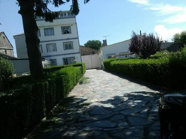 Apartamentos vacacionales - Guitiriz - Huoneisto