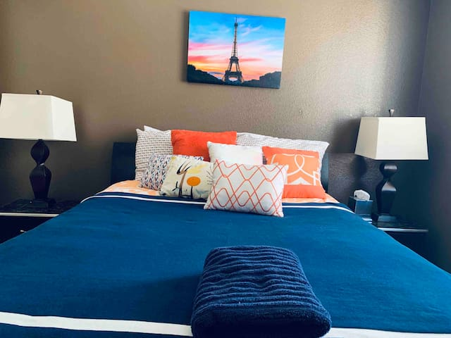 Comfy Room by South Las Vegas