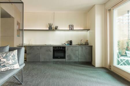 Design Panoramic Apartment - Milan