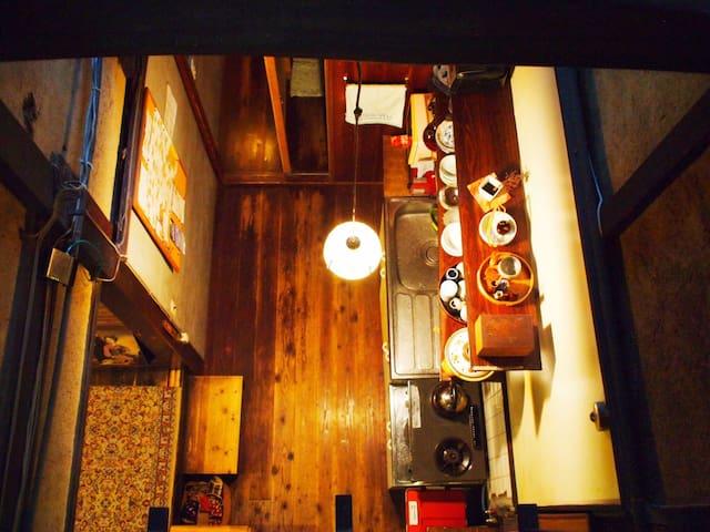 Free breakfast★Japanese style single TATAMI room