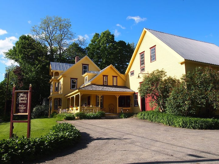 Three Stanley Avenue Guest House