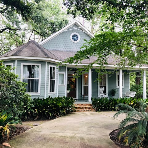 Southern Oaks Guest House-Historic Abita Springs