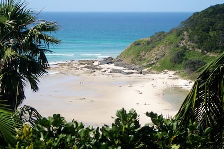 Wategos Beach Beauty! Cape Byron - Byron Bay