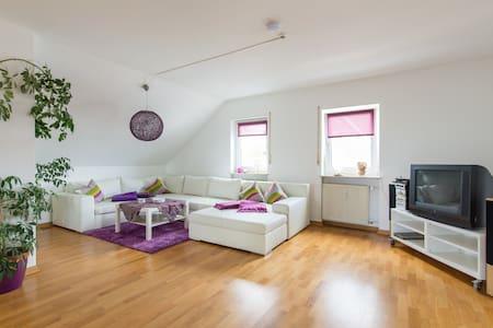 Appartment Skyline Lounge - Kronberg