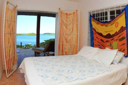 ANTIGUA WILLIWAW APARTMENT # 2 IDYLLIC OCEAN VIEWS - Antigua - Квартира