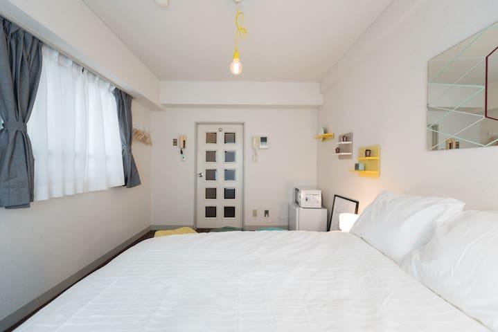 New30%OFF! Ikebukuro cozy apt with nice design#TY1 - Toshima-ku