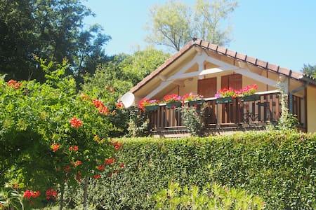 Maison de tourisme *** près du lac ST Et. Cantalès - Saint-Gérons - Casa