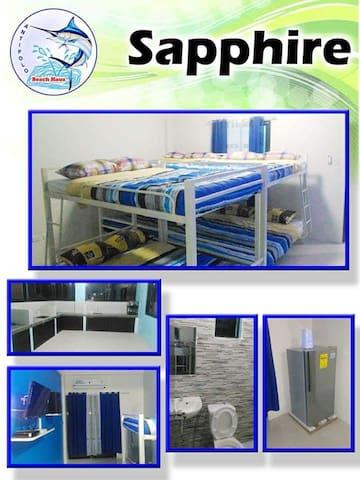 Antipolo Beach Haus SAPPHIRE ROOM