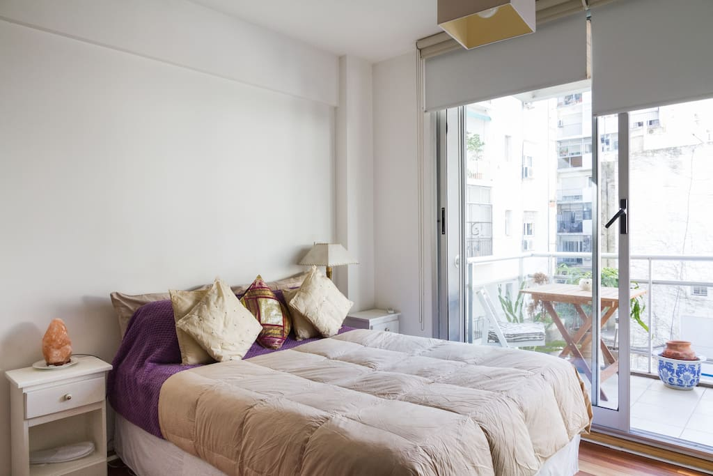 Spacious Studio best area Recoleta!