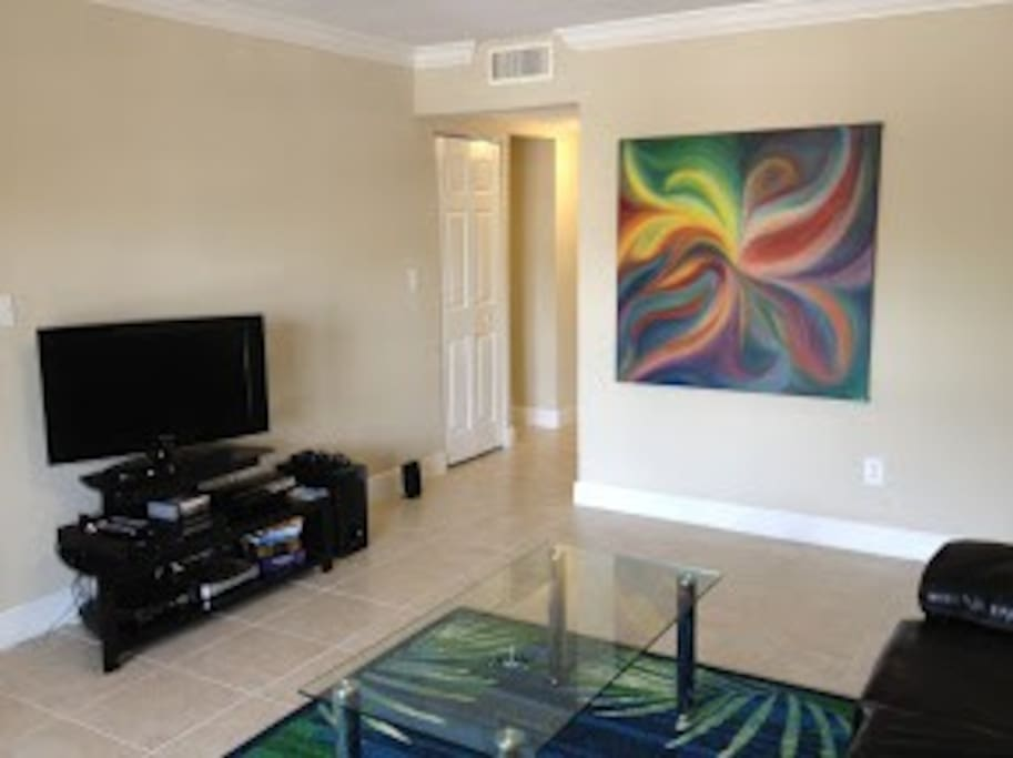 Living Room (with surround sound)