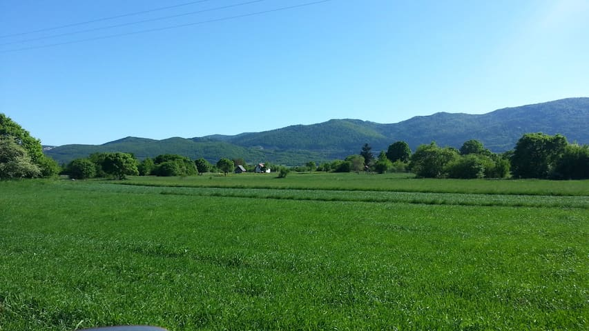 Gacka valley