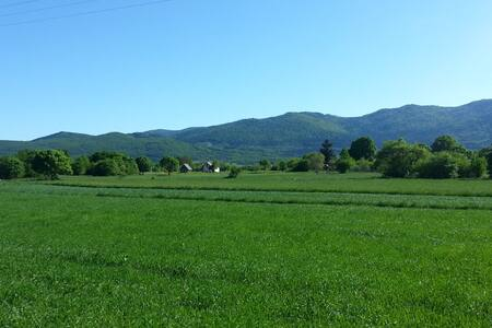 Gacka valley