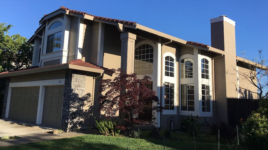 San Carlos - Silicon Valley, 4 bedrooms