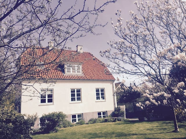 Family villa near Copenhagen center - Gentofte - Villa