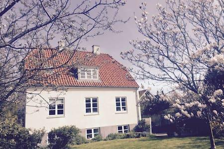 Family villa near Copenhagen center - Gentofte