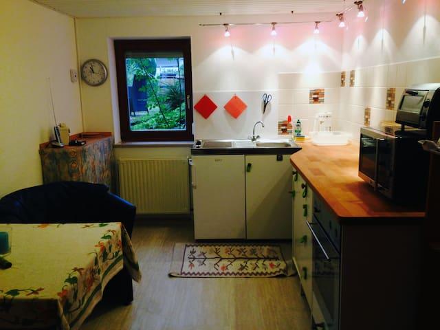 Gemütliche 1-Zimmer-Wohnung