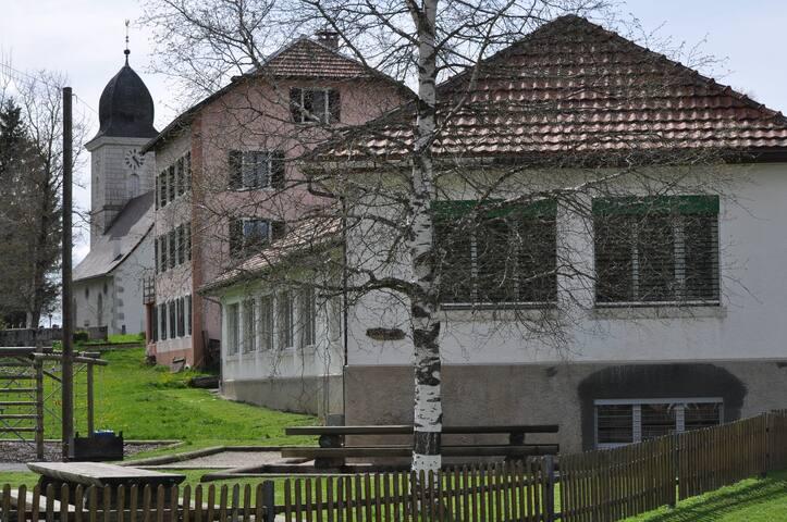 Chante-Joux, Cabine 2 lits (a) - La Chaux-du-Milieu - House