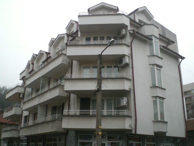 quiet apartment in the center - Haskovo - Apartemen